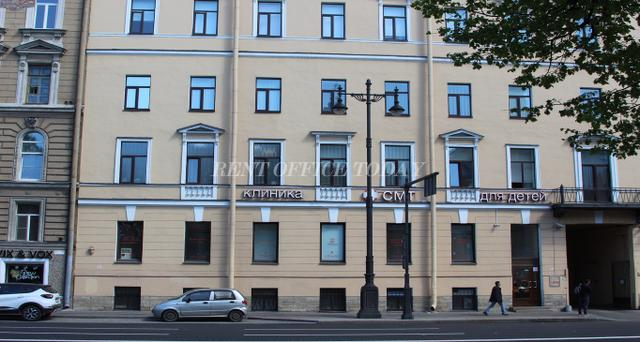 Бизнес центр Адмиралтейский, Аренда офиса в БЦ Адмиралтейский, Московский пр 22-1