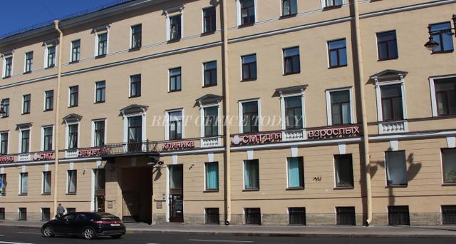 Бизнес центр Адмиралтейский, Аренда офиса в БЦ Адмиралтейский, Московский пр 22-8