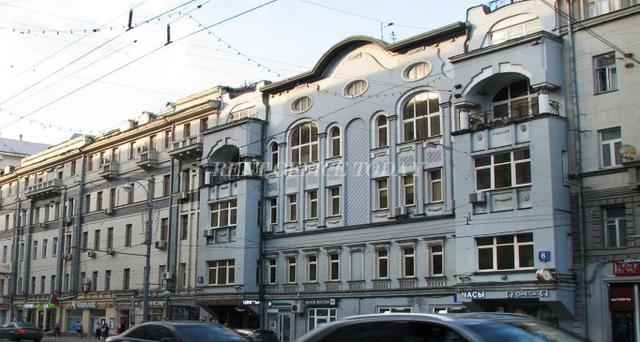 1st Tverskaya-Yamskaya 6-1