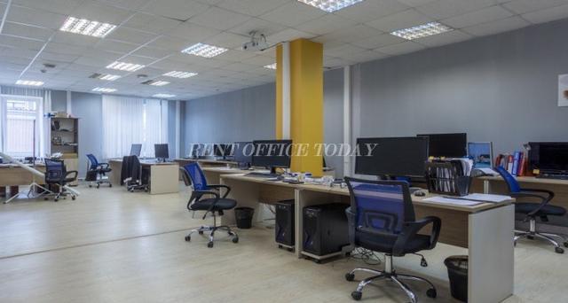 Бизнес центр, Аренда офиса в БЦ Балакиревский переулок 1А-4