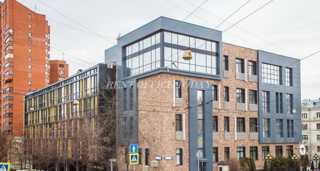 Бизнес центр Шмитовский 3с1-6