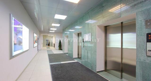 Бизнес центр Аэропорт-2