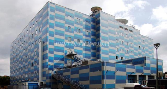 Бизнес центр Андропова 36-1