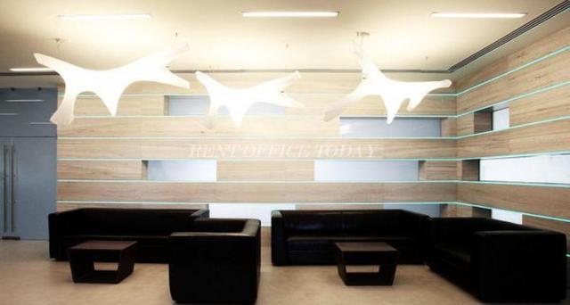 Бизнес центр Авиамоторная 12, Аренда офиса в БЦ Авиамоторная 12-2