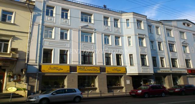 Бизнес центр Большая Никитская 12, Аренда офиса в БЦ Большая Никитская 12-1