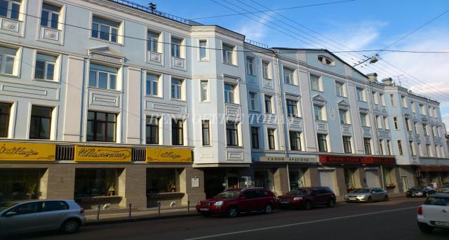 Бизнес центр Большая Никитская 12, Аренда офиса в БЦ Большая Никитская 12-4
