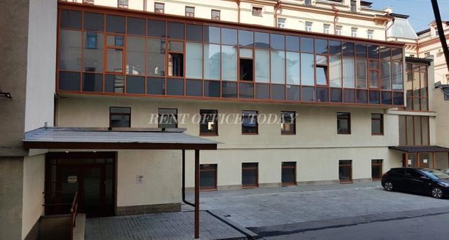 Бизнес центр Большой Кисловский 4с3, Аренда офиса в БЦ Большой Кисловский 4с3-1