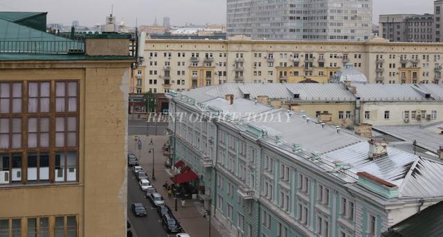 бизнес центр центральный телеграф, аренда офиса в бц Центральный телеграф, Тверская 7-3