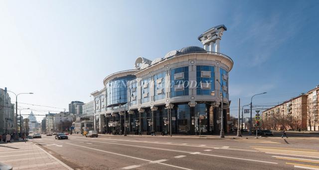 Бизнес центр Чайка Плаза 7, Аренда офиса в БЦ Чайка Плаза 7, ул. Новослободская, 41-1