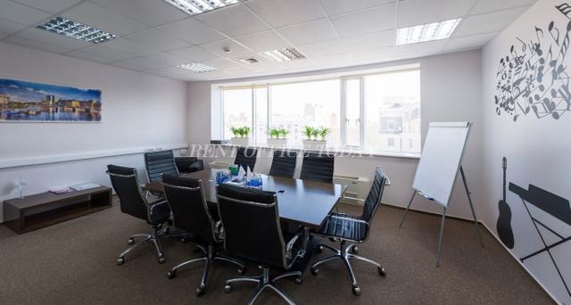 Бизнес центр Чайка Плаза 7, Аренда офиса в БЦ Чайка Плаза 7, ул. Новослободская, 41-2