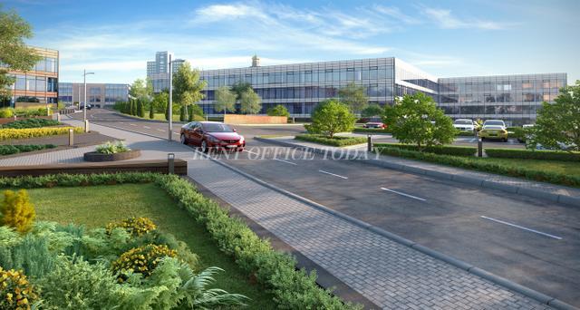 Бизнес центр Даниловский-3