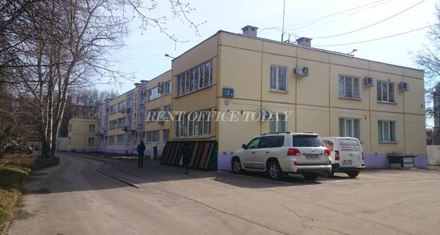 Бизнес центр Давыдковская 12с3-1