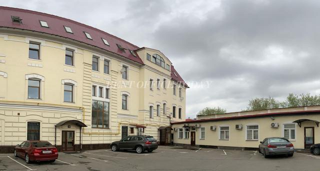 Бизнес центр Дербеневская 11-1