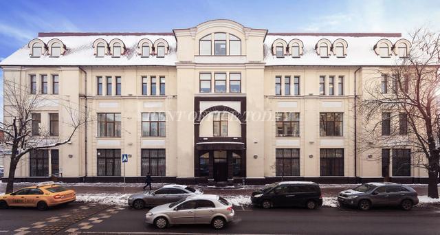 Бизнес центр Дербеневская 11-4