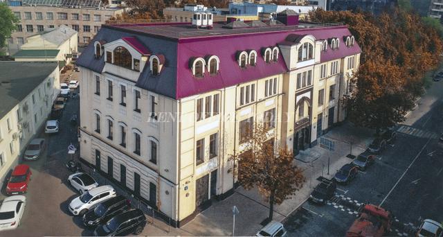 Бизнес центр Дербеневская 11-5