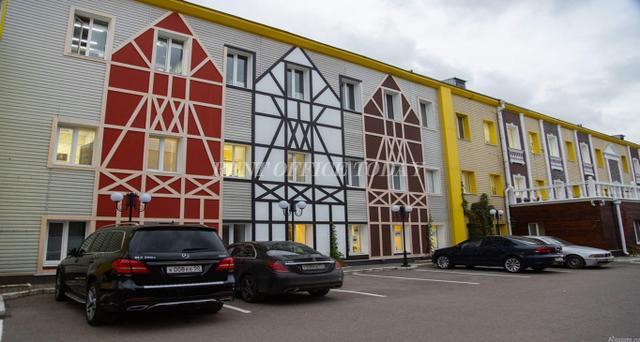 Бизнес центр Дербеневский-1