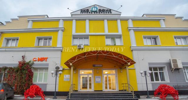 Бизнес центр Дербеневский-8