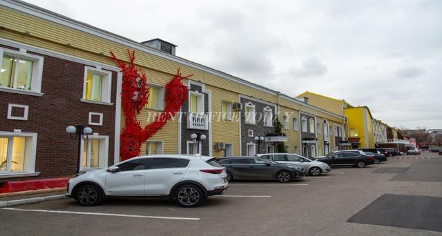 Бизнес центр Дербеневский-3