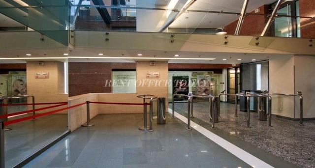 Бизнес центр Диагональ хаус-2