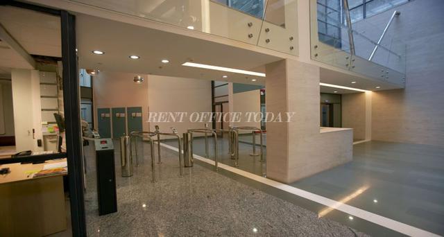 Бизнес центр Диагональ хаус-4