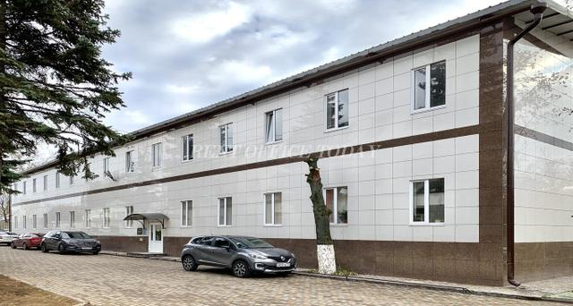 Бизнес центр Дорожная ул., 60Б-6