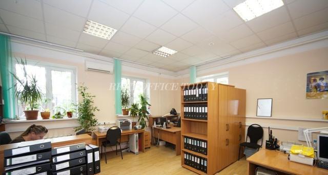 Бизнес центр Электролитный проезд 3с23-3