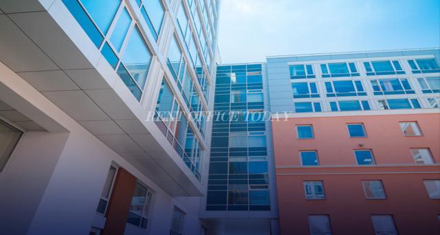 Бизнес центр, Ферро плаза, Кржижановского ул., 14, стр. 3, аренда офиса-1