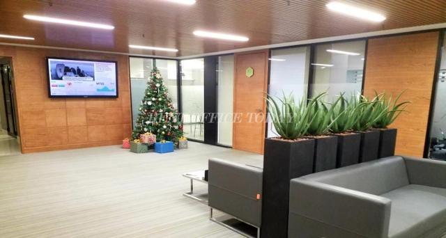 Бизнес центр Глобал Сити-7