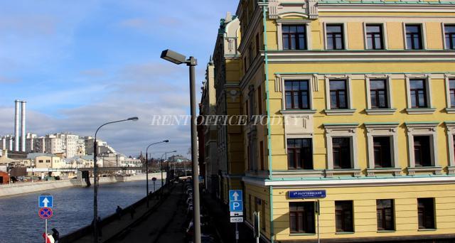Бизнес центр Голутвинский Двор, Аренда офиса в БЦ Голутвинский Двор, Якиманская наб., 2-1