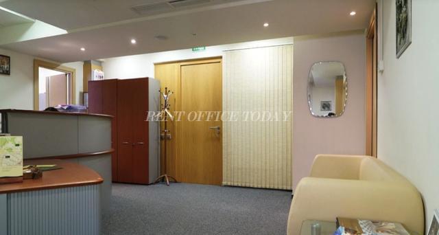 Бизнес центр GS Тушино-6