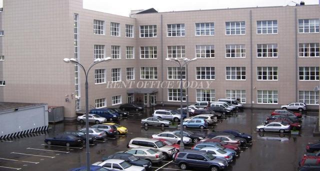 Бизнес центр Интерьер 1 магистральный проезд-1
