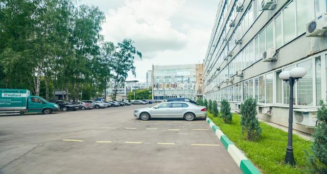 Бизнес центр Иткол Октябрьское поле-4