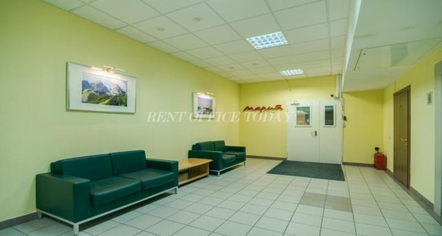 Бизнес центр Иткол Октябрьское поле-10