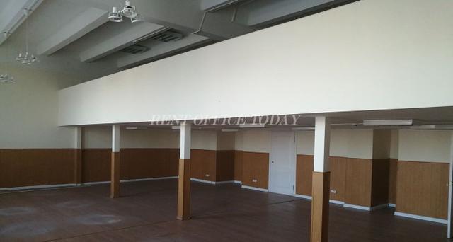 Бизнес центр Ивана Франко 4с1-4