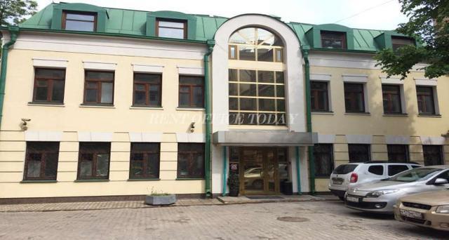 Бизнес центр Казакова 3с2, Аренда офиса в БЦ Казакова 3с2-1