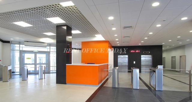 Бизнес центр Solutions Кировоградская-7