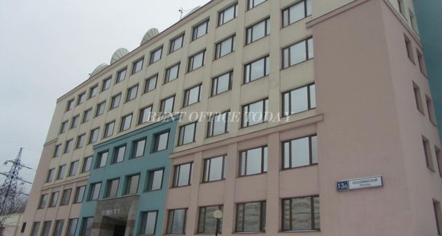 Бизнес центр Коломенский 13а-1