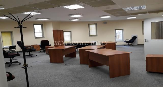 Бизнес центр Композиторская 17с1-8