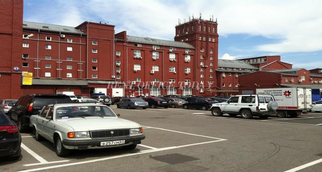 Бизнес центр Контакт, Аренда офиса в БЦ Контакт, Остаповский пр-д, 5-1