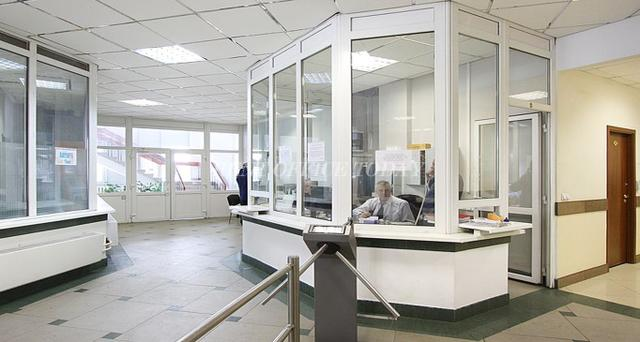 Бизнес центр Космонавта Волкова 10с1-2