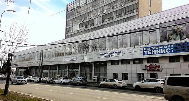 Бизнес центр Космонавта Волкова 10с1-1