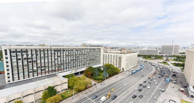 Бизнес центр Ленинский 6, Аренда офиса в БЦ Ленинский 6-9