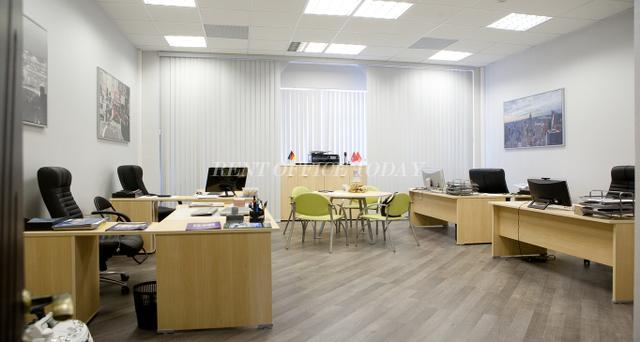 Бизнес центры Лихоборы-12