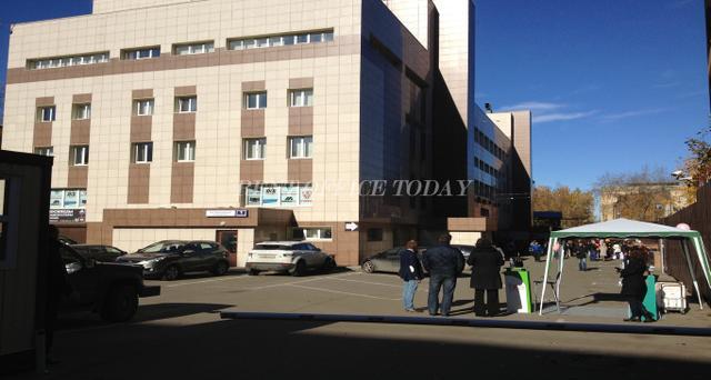 Бизнес центры Лихоборы-1