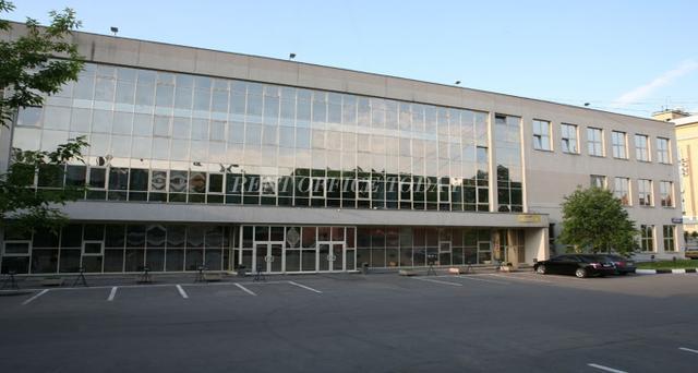Бизнес центр Лихоборский-9