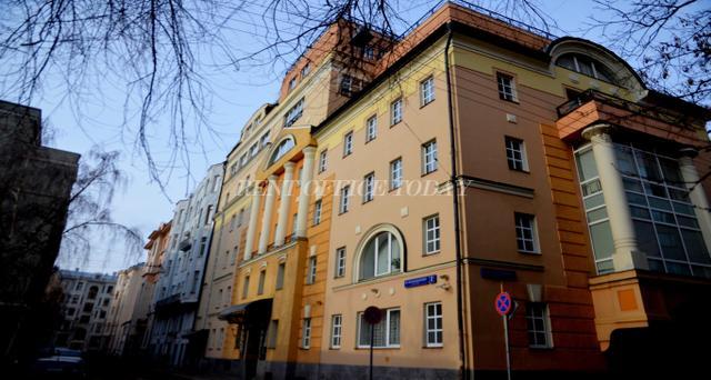 Бизнес центр Малый Могильцевский 2, Аренда офиса в БЦ Малый Могильцевский 2-2
