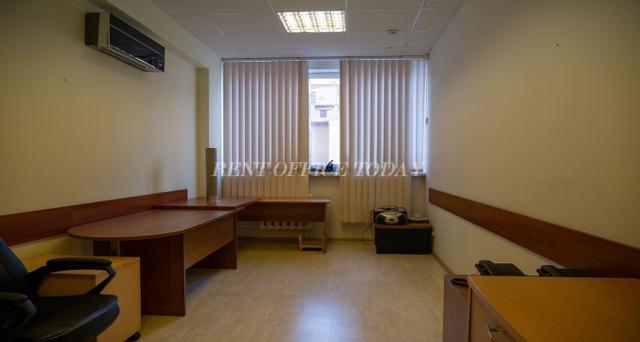 Бизнес центр Маршала Бирюзово 1-2
