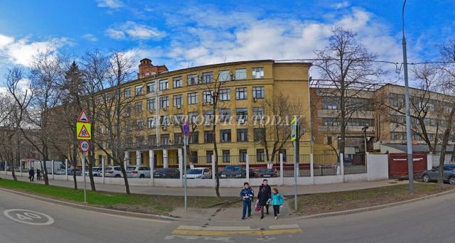 Бизнес центр Маршала Бирюзово 1-1