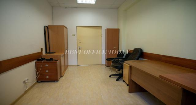 Бизнес центр Маршала Бирюзово 1-4