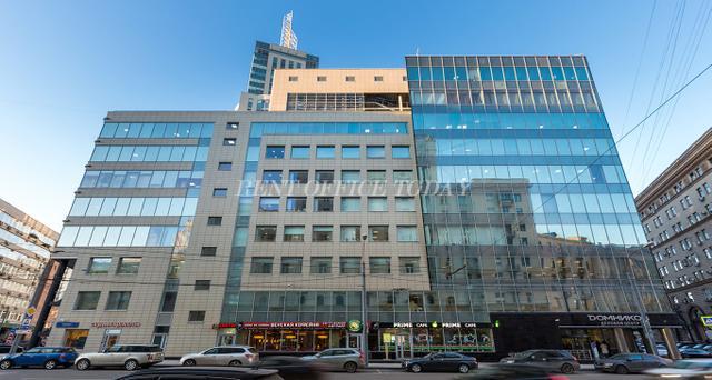 бизнес центр маши порываемой 34, Аренда офиса в бц Маши Порываемой 34-1